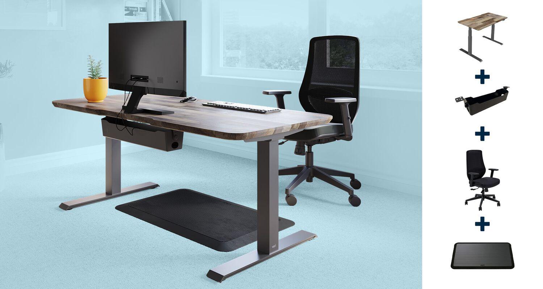 professional workstation of vari products