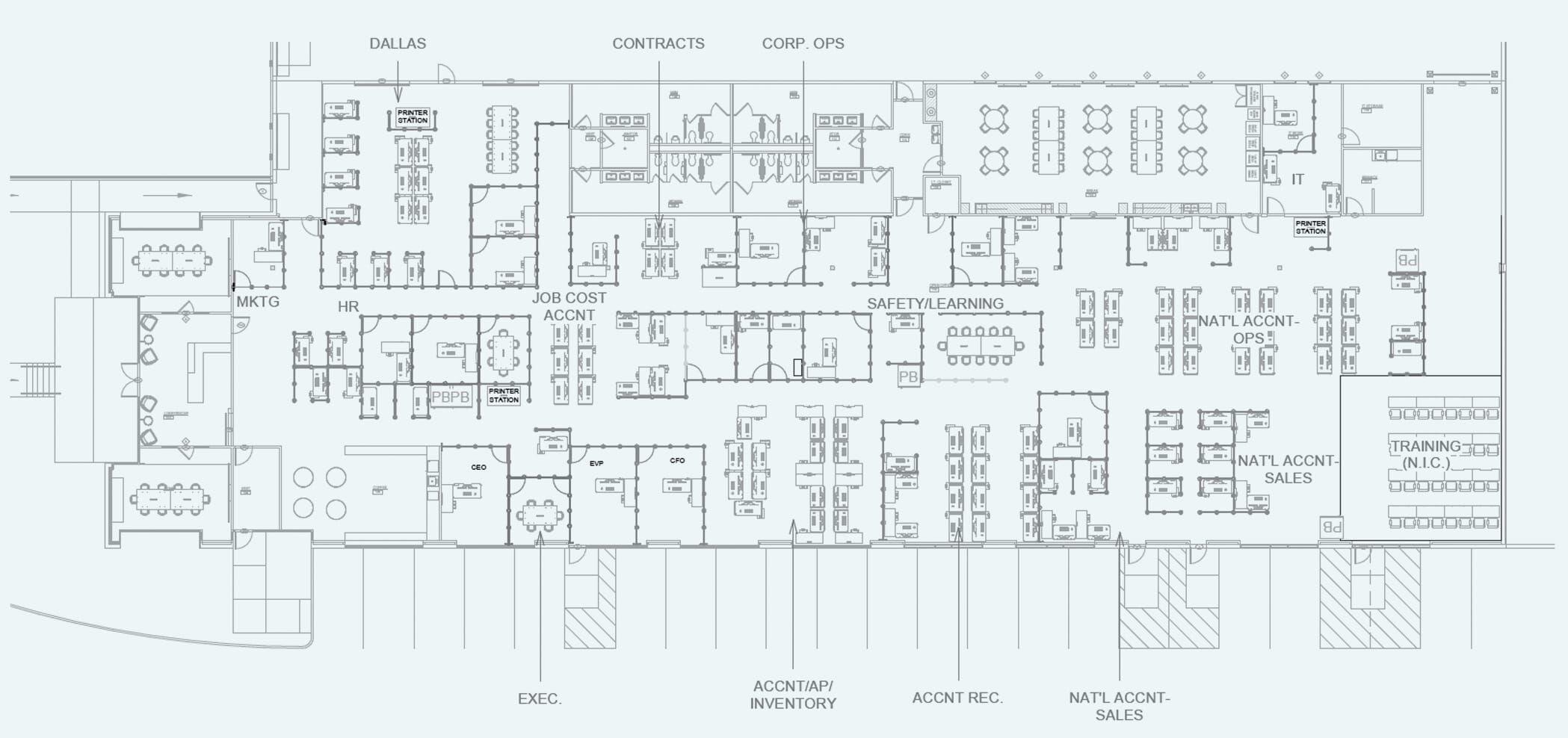 duraserv floor plan  image