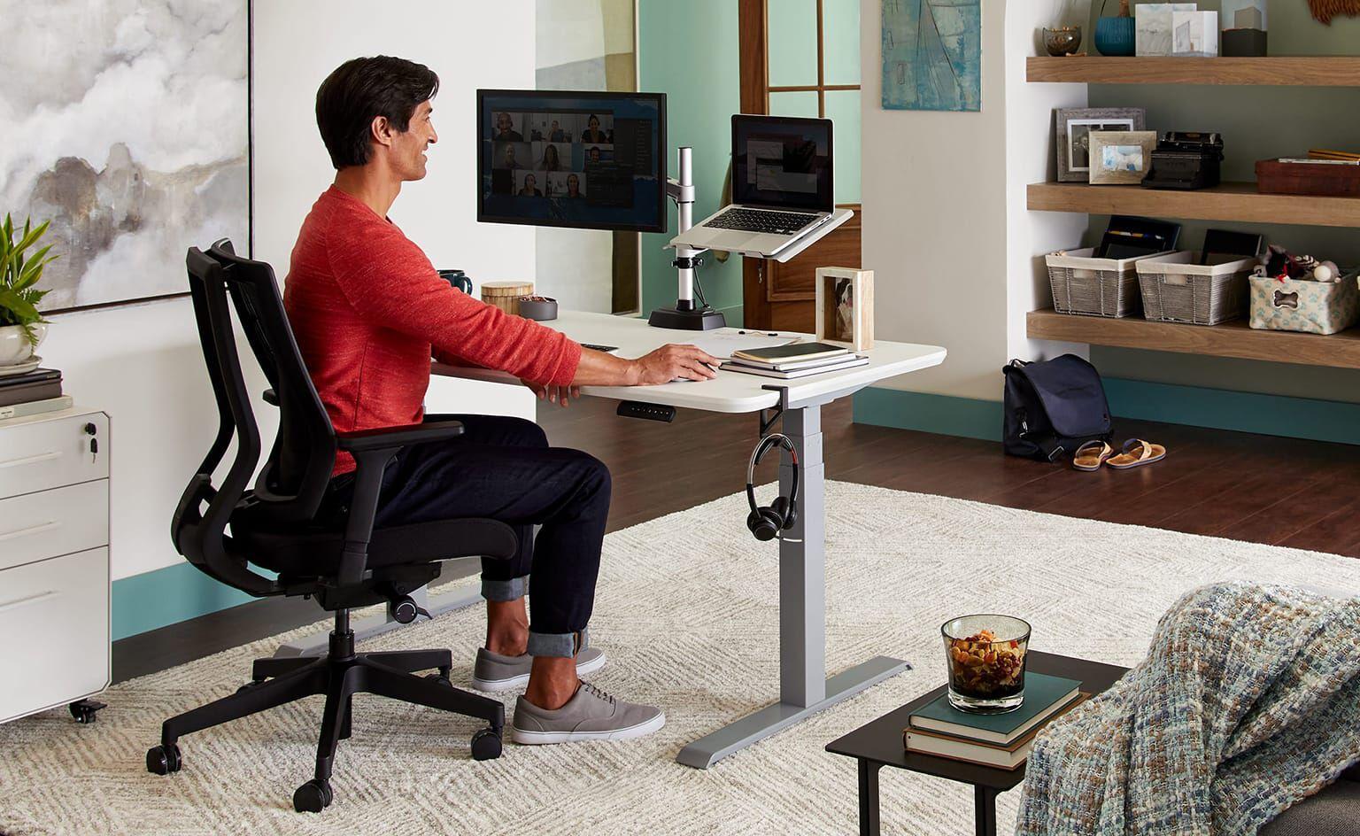 Standing Desks Office Furniture Varidesk Is Now Vari