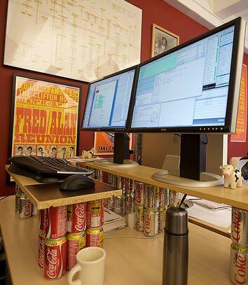 DIY Standing Desk  image