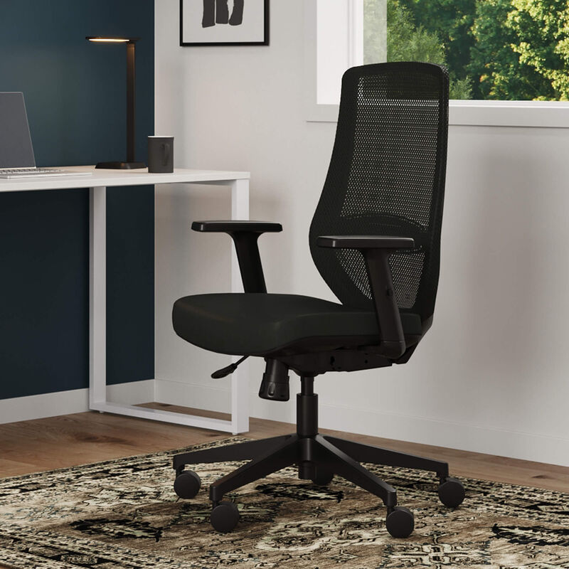 essential task chair in office setting image number null