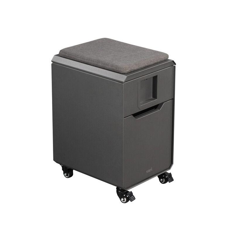 vari Locker Seat in Slate  image number null