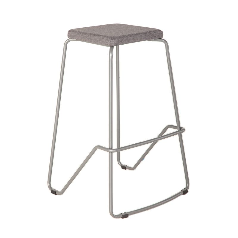 Meeting Stool in slate on white background image number null