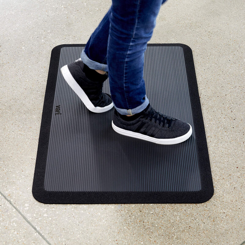 professional standing on standing mat image number null