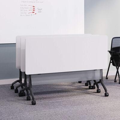 Flip Top Training Table Modesty Panel 6 ft