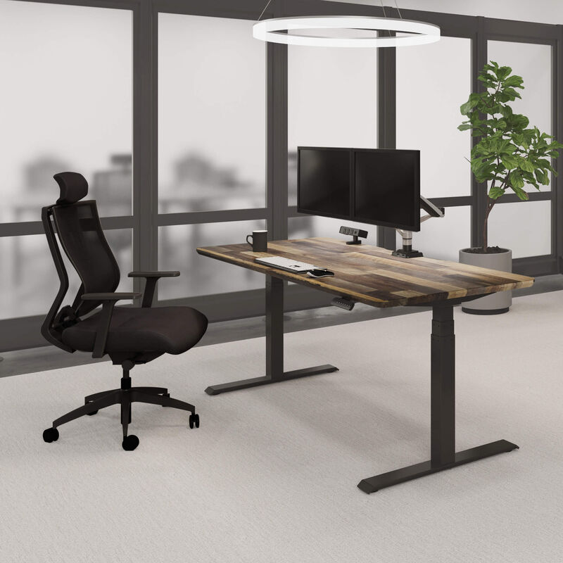 Spacious Executive Office set of Vari products in office setting image number null