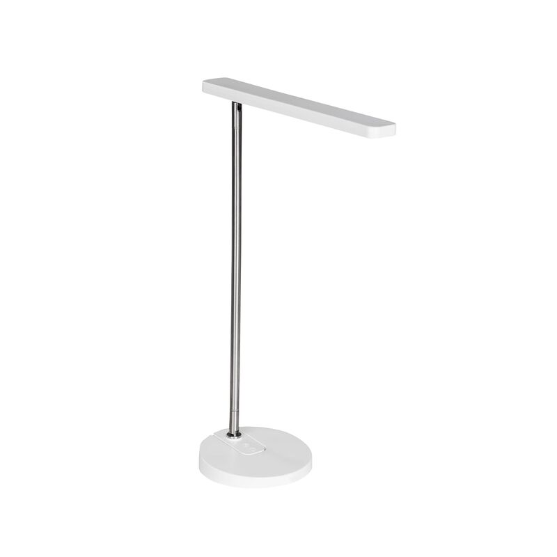 LED Task Lamp White on white background image number null
