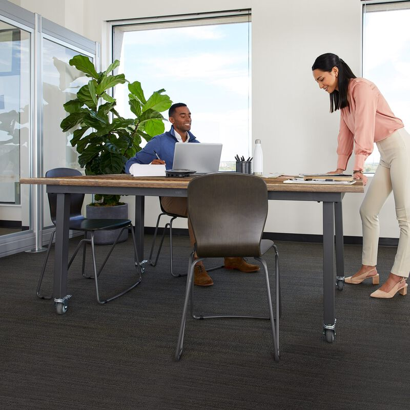 Professionals meeting in conference room  image number null