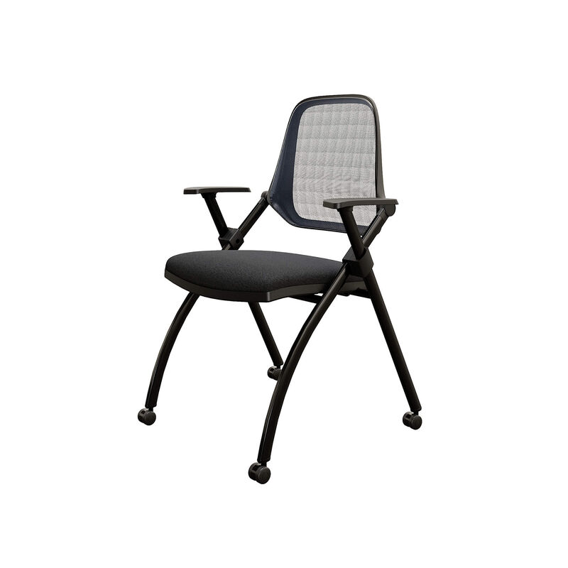 Nesting training chair on white background image number null