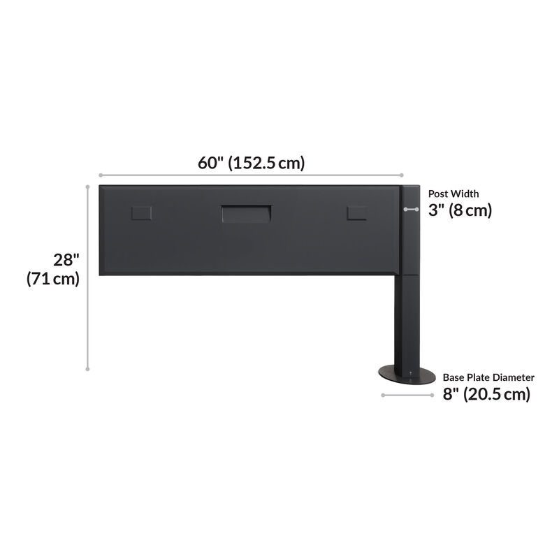 Power Beam extension is 60 inches wide and 28 inches tall image number null