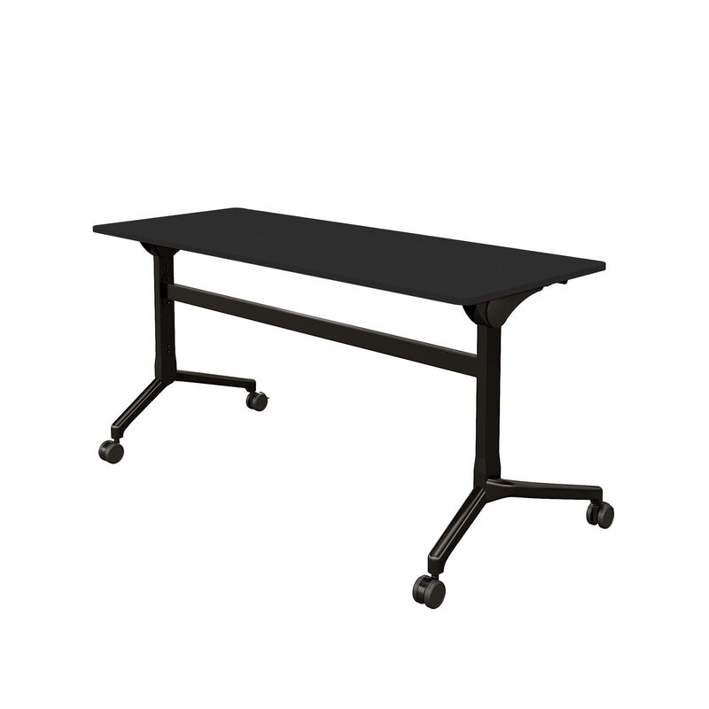 flip top table 6 foot on white background image number null