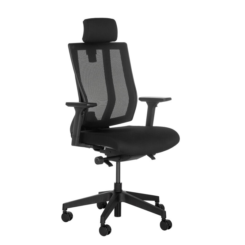 vari task chair with headrest  image number null
