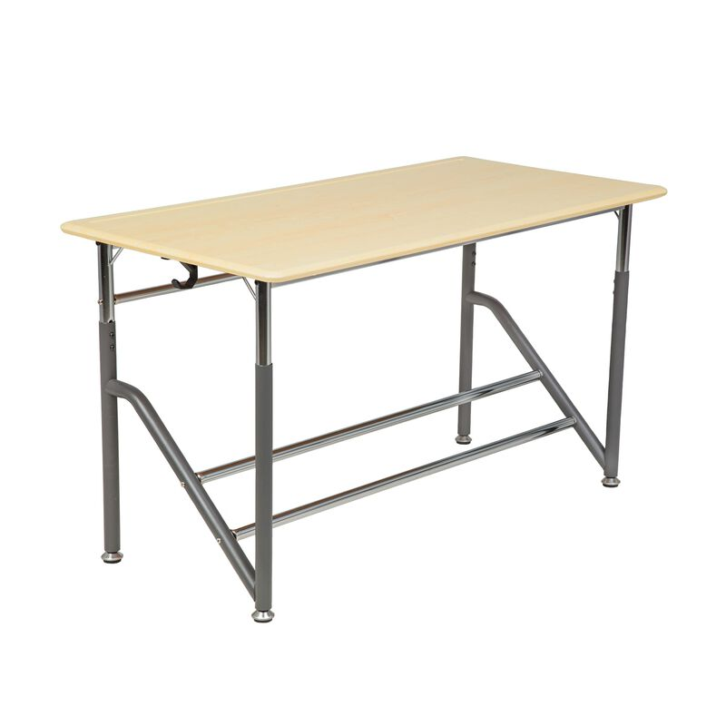 vari standing school desk for 2 grades K through 5 image number null