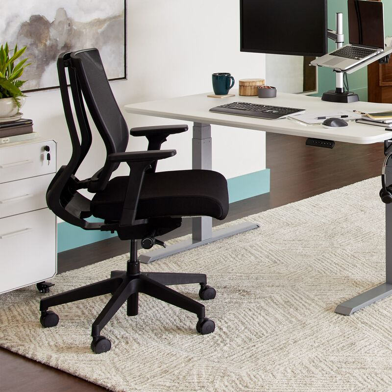 vari task chair in home setting image number null