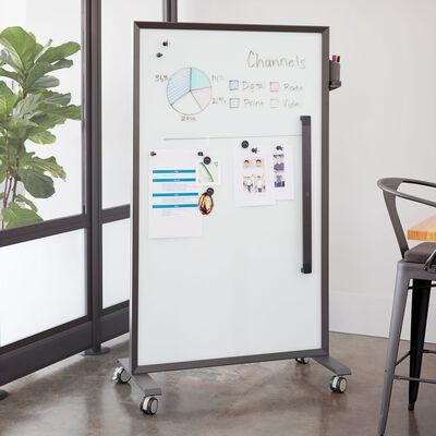 Mobile Glass Board 40x72