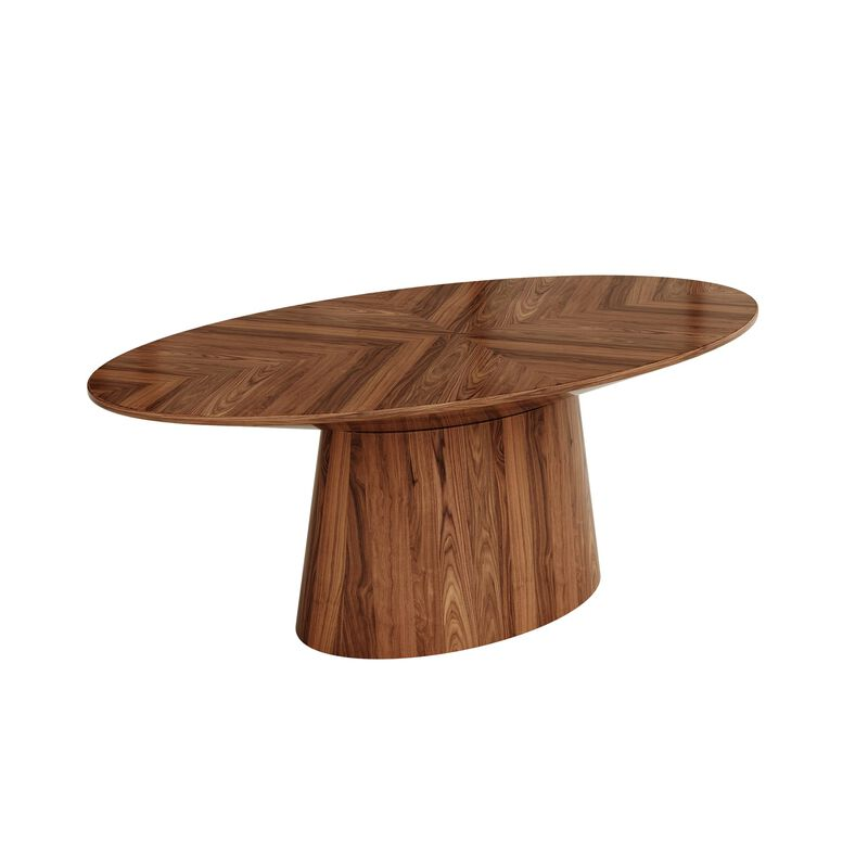 coffee table on white background image number null