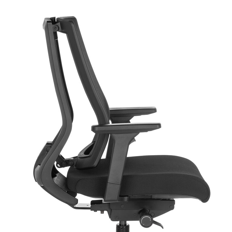vari task chair side view image number null