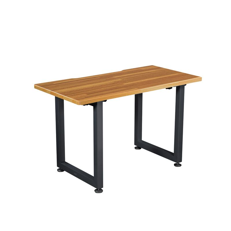 vari Table 48 by 24 in Butcher Block image number null