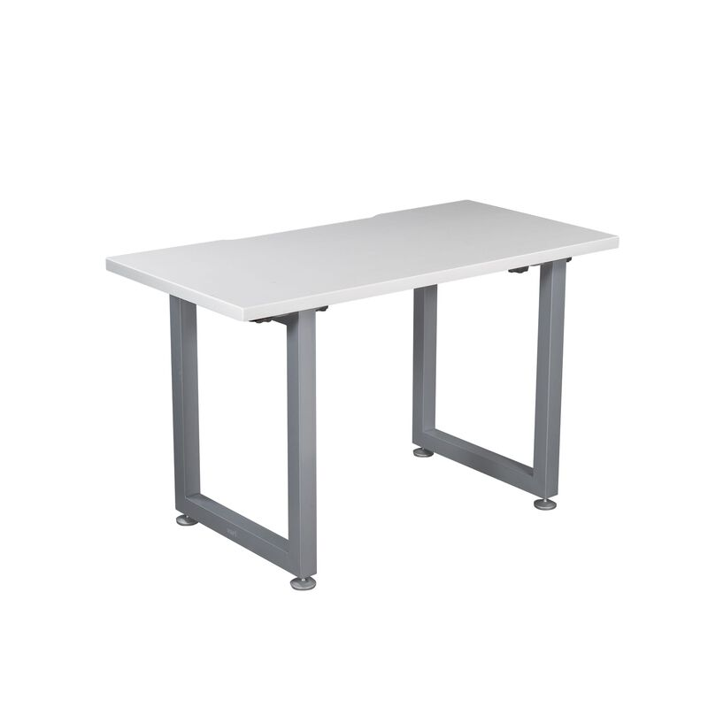 vari Table 48 by 24 in White image number null