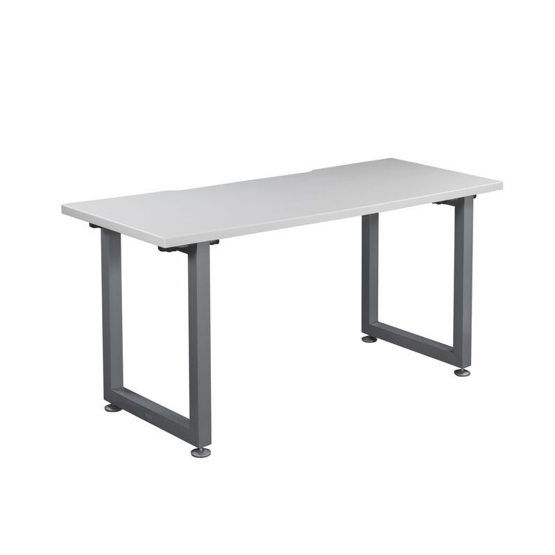 vari table 60 by 30 in white  image number null
