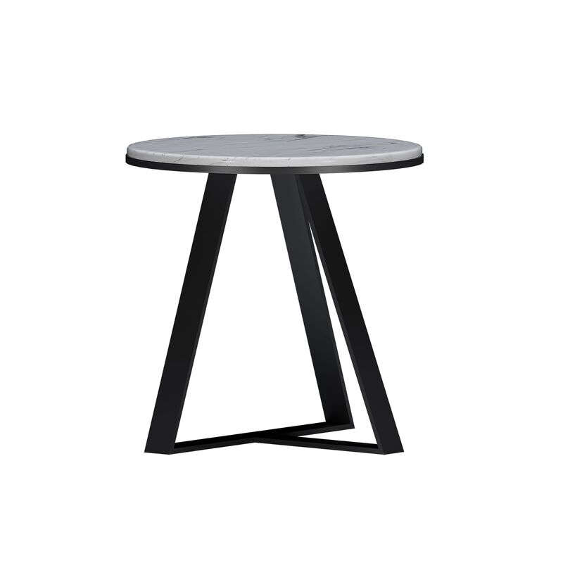 small nesting table on white background image number null