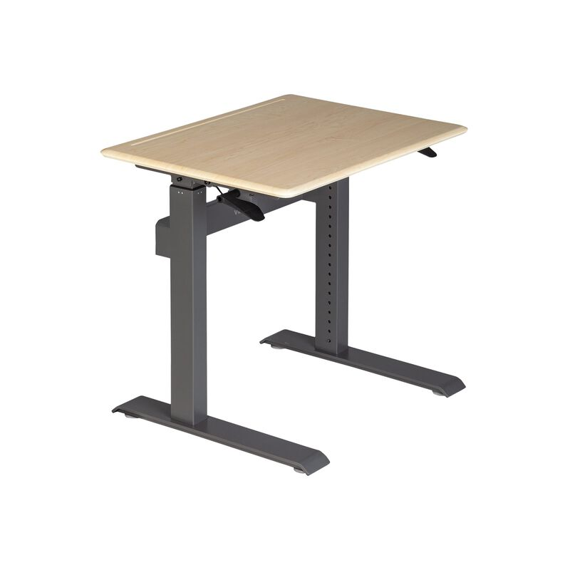 Vari sit stand school desk grade 3 through 12 image number null