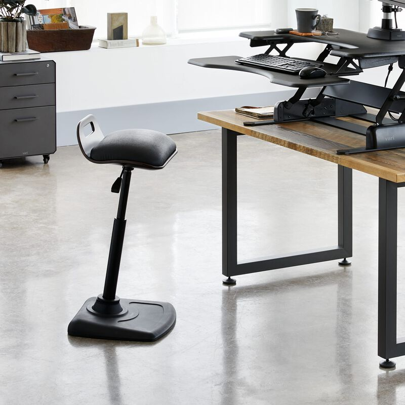 Active Seat Basic raised in office setting image number null