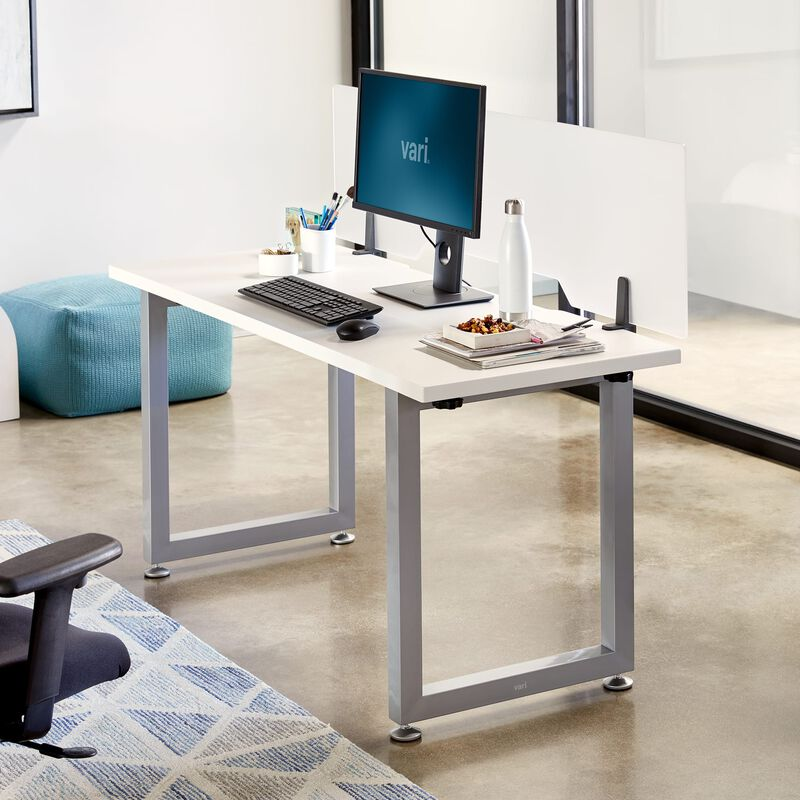 Table 48x24 White in office image number null