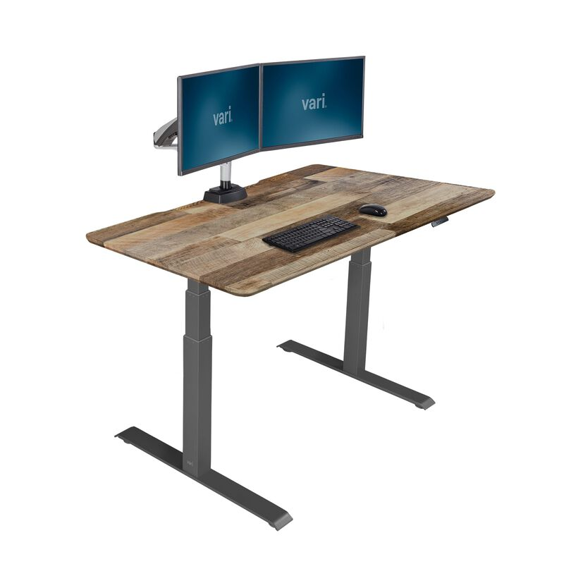vari electric standing desk 48 by 30 image number null