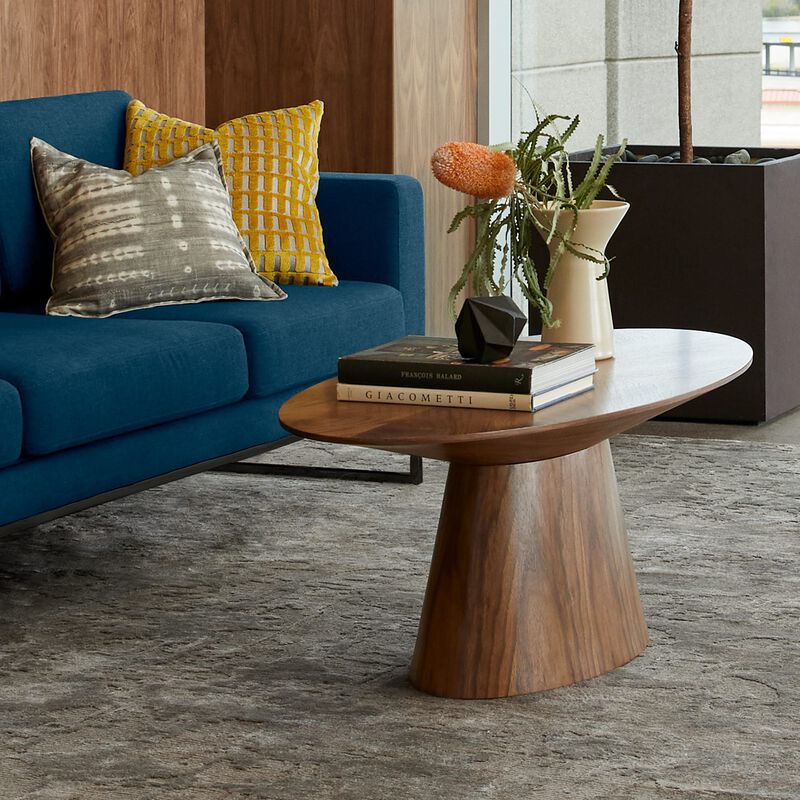 coffee table in seating area  image number null