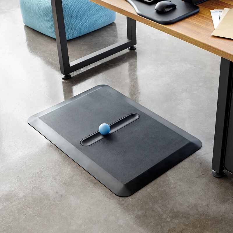 ActiveMat® Groove under desk in office image number null