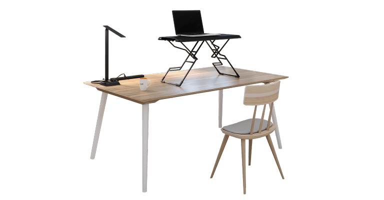 vari work from home setups give your home office a lift