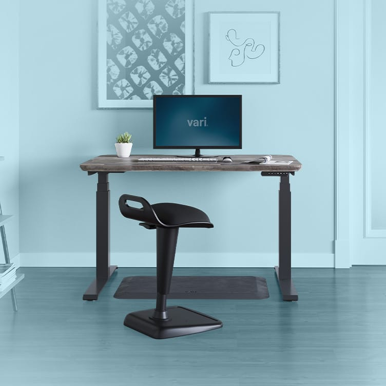 home workspace made with vari products