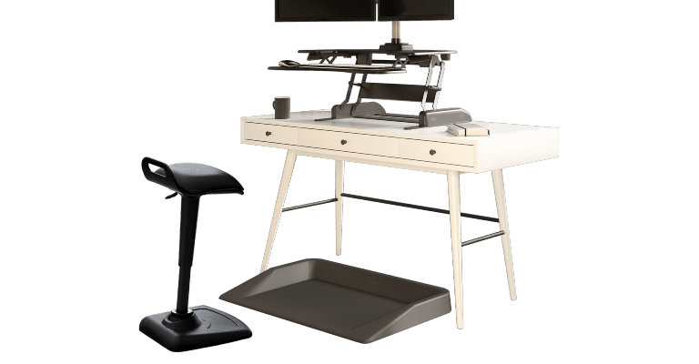 Vari flexible height-adjustable solutions and accessories