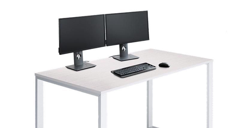 Fixed-Height Desks