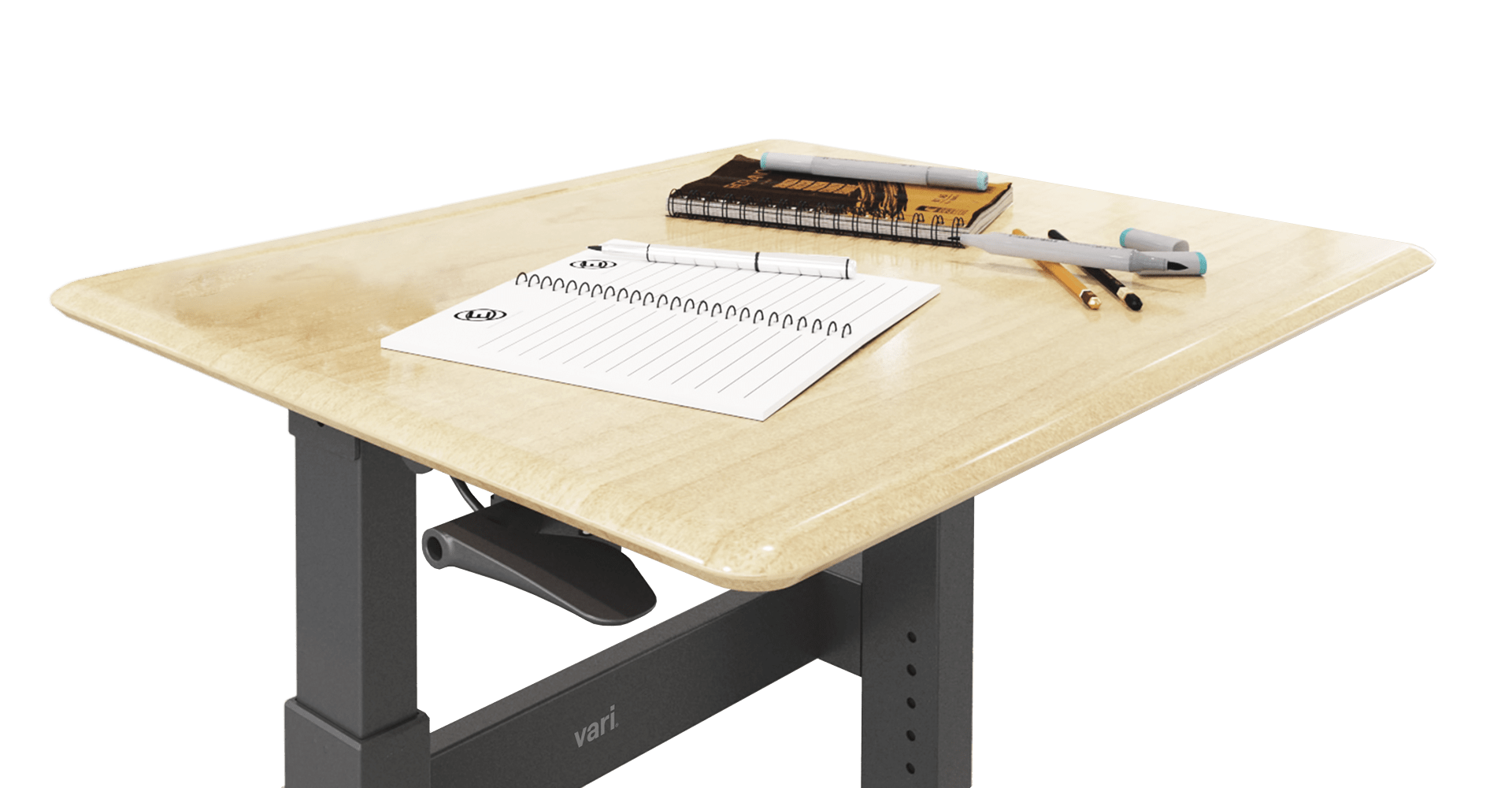 classroom standing desks