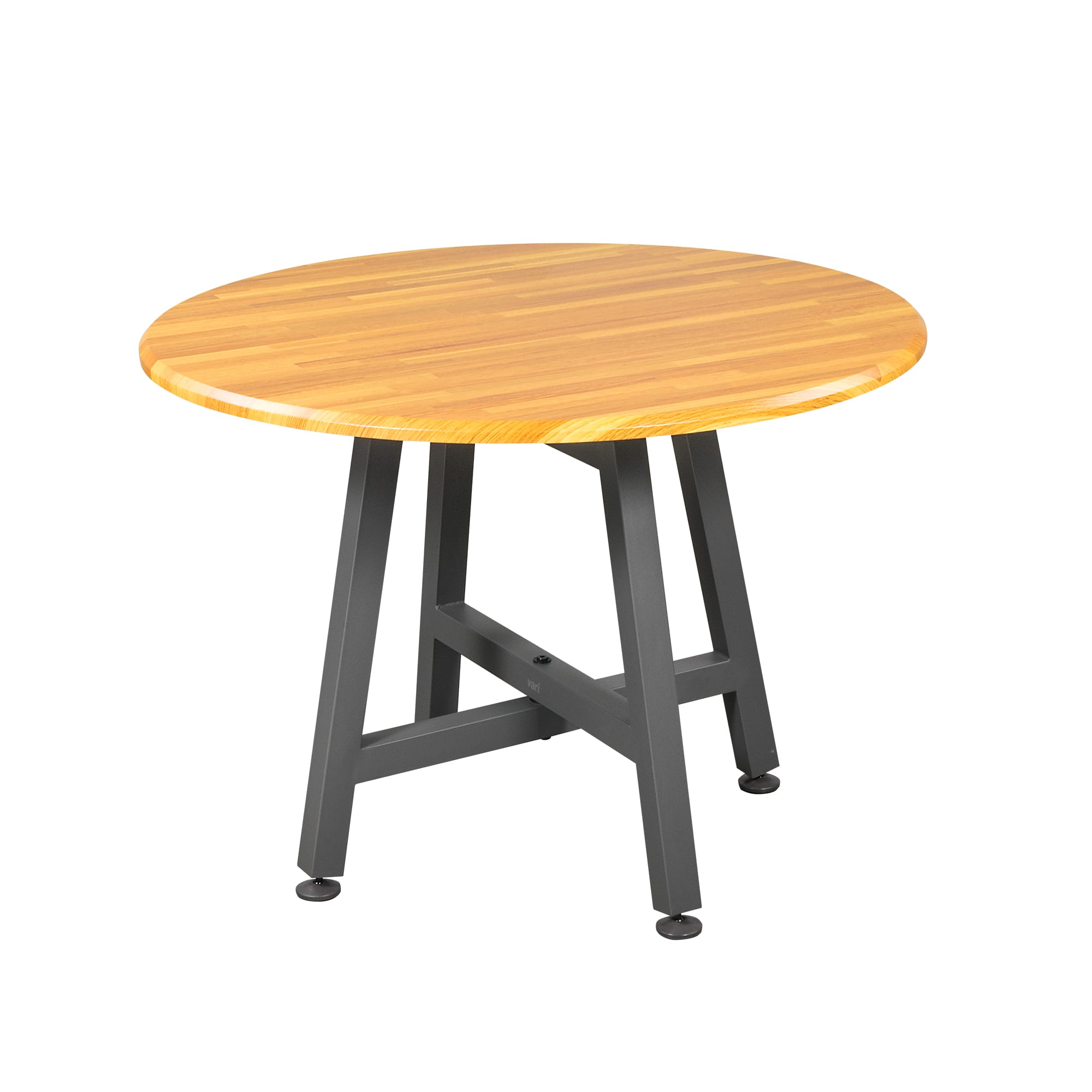 Round Table Butcher Block