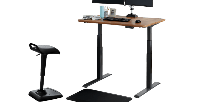 Vari flexible workspace solutions, standing desks, and accessories