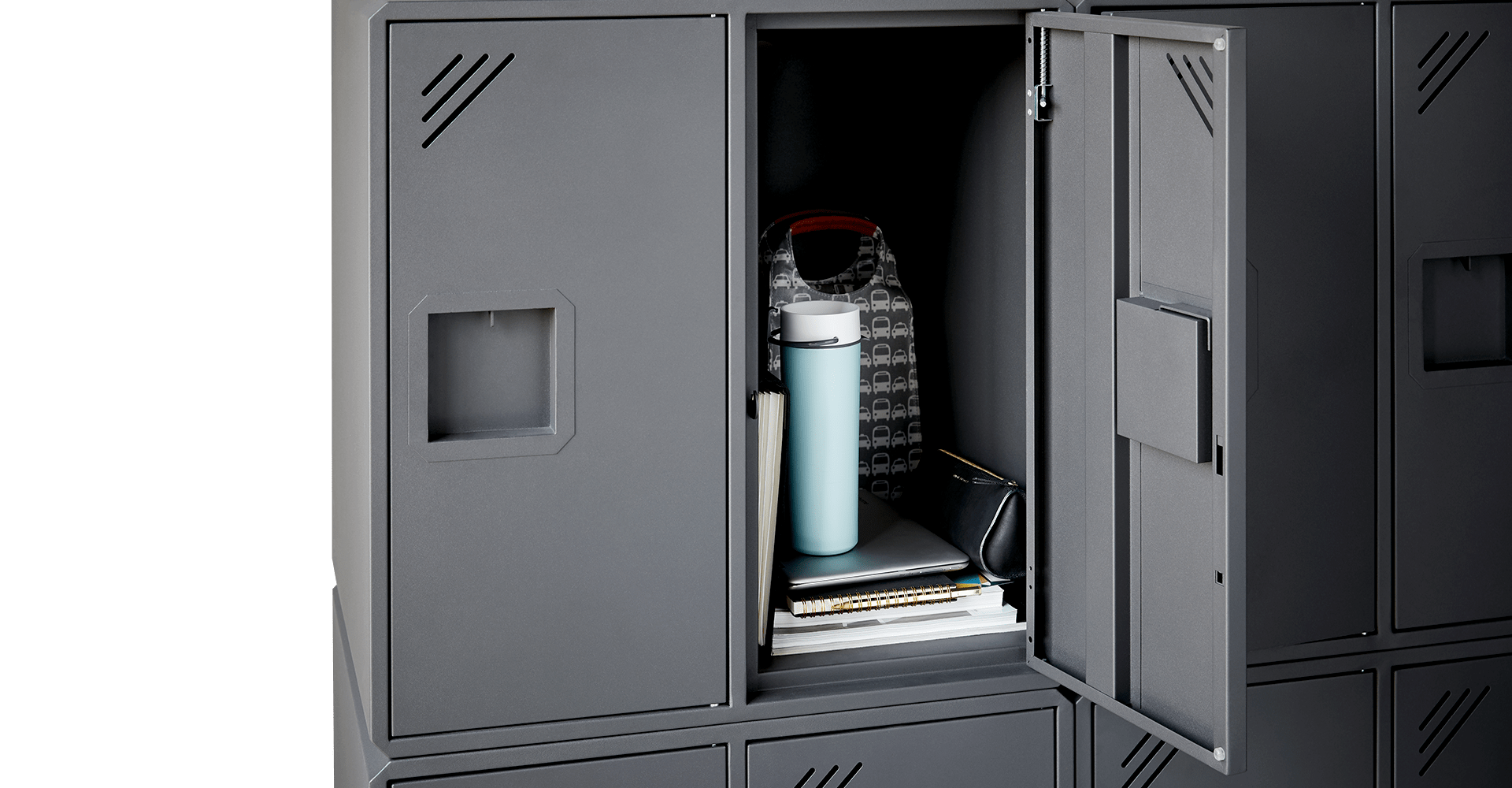 storage lockers for office spaces