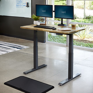 buy a desk get 25% off up to 2 acccessory or seating products