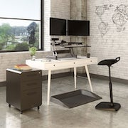 retrofit spaces with converters for existing desks