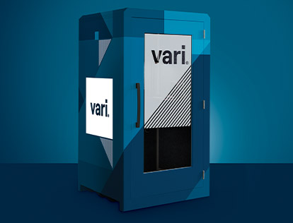 vari privacy booth